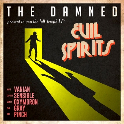 The Damned ‎– Evil Spirits