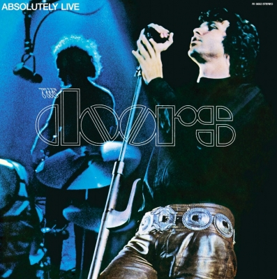 The Doors ‎– Absolutely Live (2xLP)