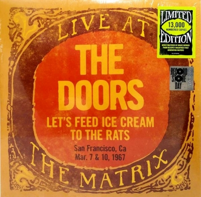 The Doors ‎– Live At The Matrix Part 2
