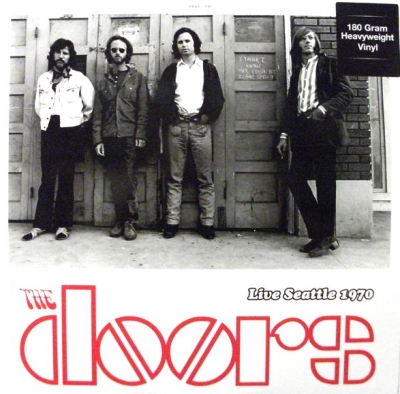 The Doors ‎– Live At Seattle Center Coliseum-June 5, 1970 (2xLP)