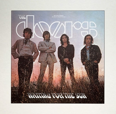 The Doors ‎– Waiting For The Sun (2xLP, 2CD, Album)