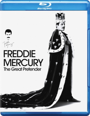 Freddie Mercury ‎– The Great Pretender