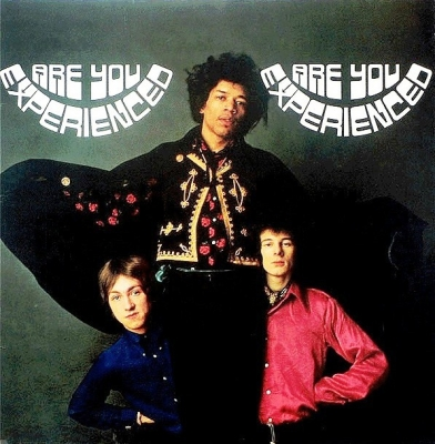 The Jimi Hendrix Experience ‎– Are You Experienced (2xLP)