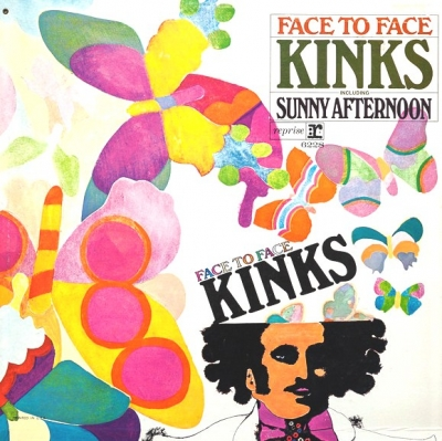 The Kinks ‎– Face To Face