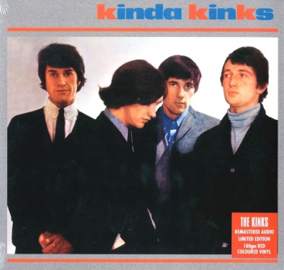 The Kinks ‎– Kinda Kinks