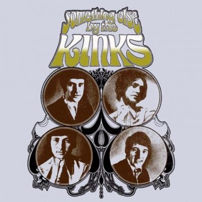 The Kinks ‎– Something Else By The Kinks (2xLP)