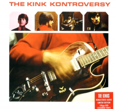 The Kinks ‎– The Kink Kontroversy