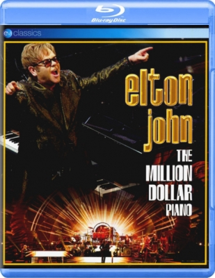 Elton John ‎– The Million Dollar Piano