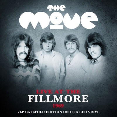 The Move ‎– Live At The Fillmore 1969 (2xLP)