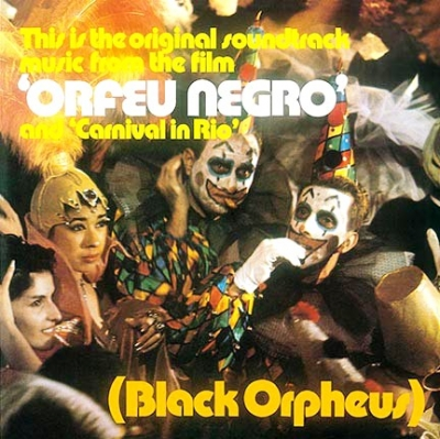Antonio Carlos Jobin ‎– The Original Sound Track Of The Movie Black Orpheus (Orfeu Negro)