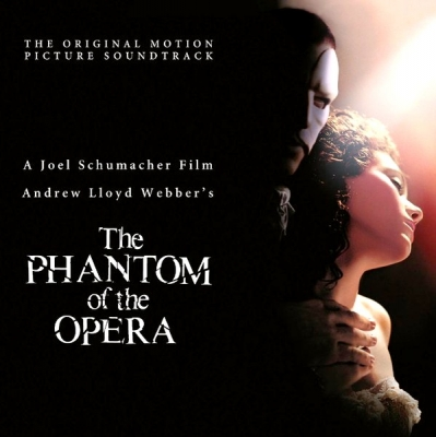 Andrew Lloyd Webber ‎– The Phantom of the Opera - The Original Motion Picture Soundtrack (2xLP)