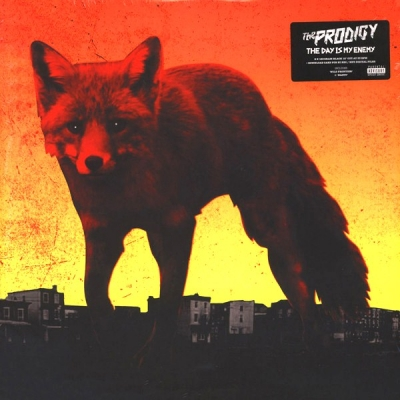 The Prodigy ‎– The Day Is My Enemy (2xLP)