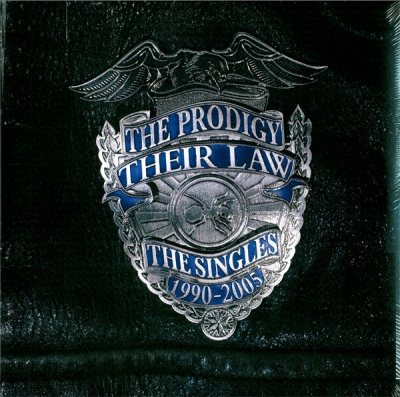 The Prodigy ‎– Their Law - The Singles 1990-2005 (2xLP)