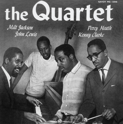 The Modern Jazz Quartet ‎– The Quartet