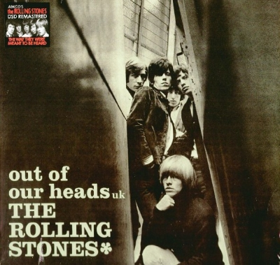 The Rolling Stones ‎– Out Of Our Heads UK (Mono)
