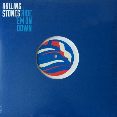 The Rolling Stones ‎– Ride 'Em On Down (Vinyl, 10