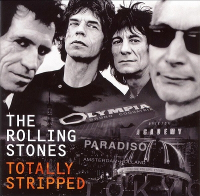 The Rolling Stones ‎– Totally Stripped (CD+DVD)