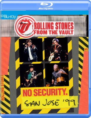 The Rolling Stones - No Security San Jose '99