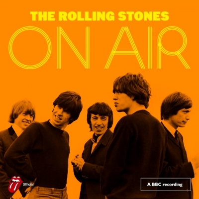 The Rolling Stones ‎– The Rolling Stones On Air (2xLP)