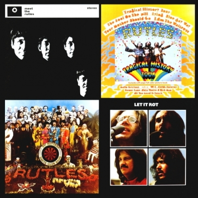 The Rutles ‎– The Rutles (Bonus Vinyl, 7