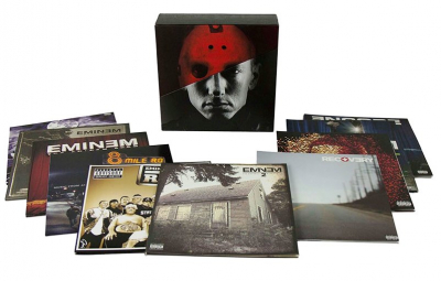 Eminem ‎– The Vinyl LPs (20xLP)