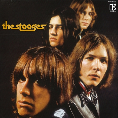 The Stooges ‎– The Stooges (2xLP)