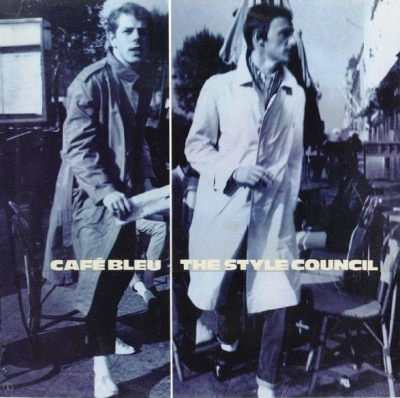 The Style Council ‎– Cafe Bleu