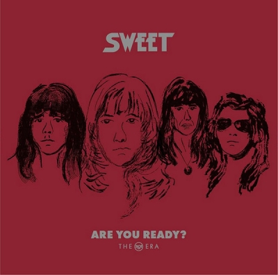 The Sweet ‎– Are You Ready? - The RCA Era (7xLP)