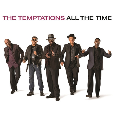 The Temptations ‎– All The Time