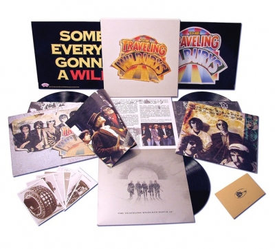 Traveling Wilburys ‎– The Traveling Wilburys Collection (3xLP)