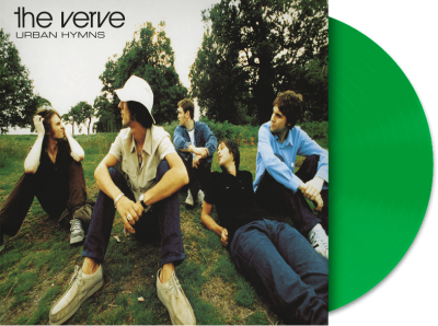 The Verve ‎– Urban Hymns (2xLP, Цветная Пластинка)