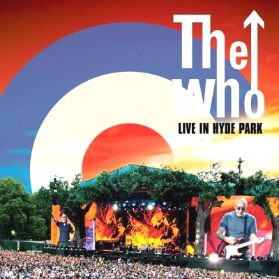 The Who ‎– Live In Hyde Park (3xLP, DVD)