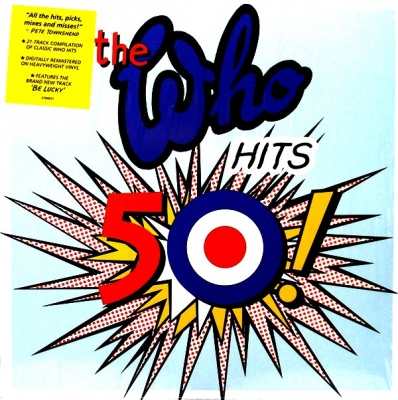The Who ‎– The Who Hits 50! (2xLP)