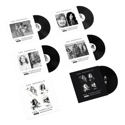 Led Zeppelin ‎– The Complete BBC Sessions (5xLP)