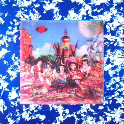 The Rolling Stones ‎– Their Satanic Majesties Request (Mono)