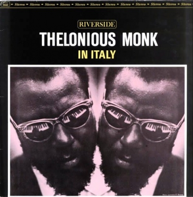 Thelonious Monk ‎– In Italy