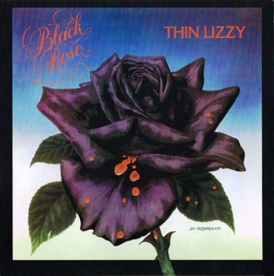 Thin Lizzy ‎– Black Rose (A Rock Legend)