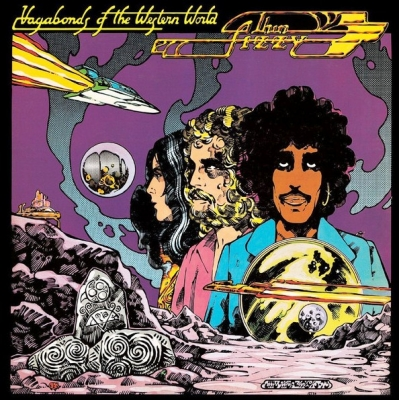 Thin Lizzy ‎– Vagabonds Of The Western World