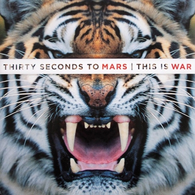 Thirty Seconds To Mars ‎– This Is War (2xLP+CD)