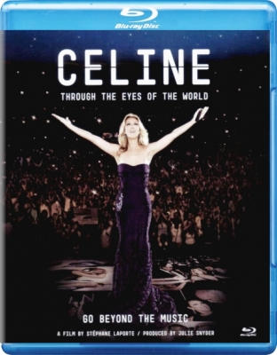 Celine Dion ‎– Through The Eyes Of The World