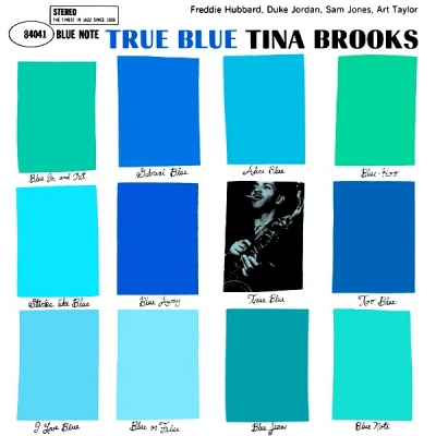 Tina Brooks ‎– True Blue