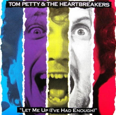 Tom Petty & The Heartbreakers ‎– Let Me Up (I've Had Enough)