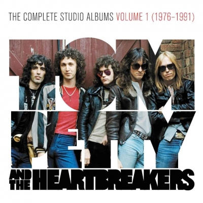 Tom Petty And The Heartbreakers ‎– The Complete Studio Albums Volume 1 (1976-1991) (9xLP)