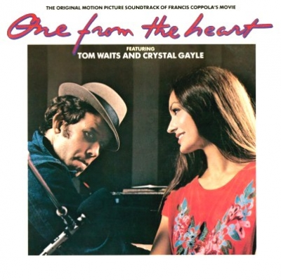 Tom Waits And Crystal Gayle ‎– One From The Heart - The Original Motion Picture Soundtrack Of Francis Coppola's Movie