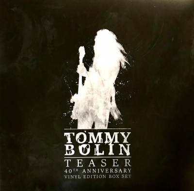 Tommy Bolin ‎– Teaser 40th Anniversary Vinyl Edition Box Set