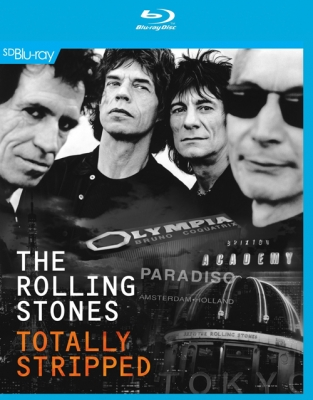 The Rolling Stones - Totally Stripped (Blu-Ray)