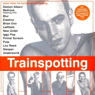 Various ‎– Trainspotting (Music From The Motion Picture) (2xLP)