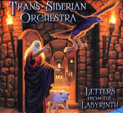 Trans-Siberian Orchestra ‎– Letters From The Labyrinth