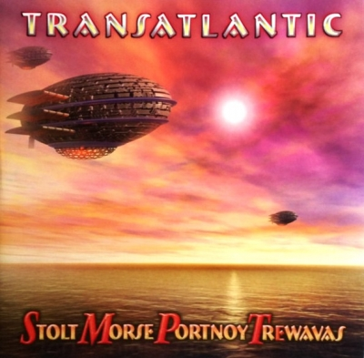 TransAtlantic – SMPTe (2xLP, CD)