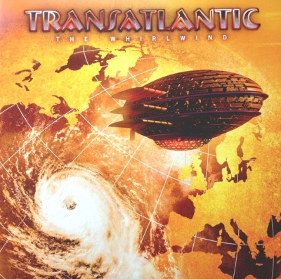 TransAtlantic – The Whirlwind (2xLP, CD)